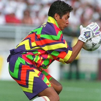 Kör Eden Formaları ile 2 Dünya Kupası Gören Efsane Kaleci: Jorge Cam