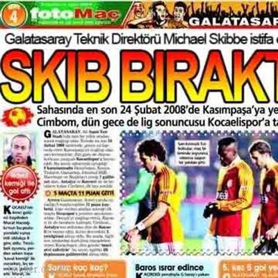 Türk Spor Gazeteciliği Tarihinin En Unutulmaz Manşetleri