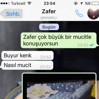 Depresyona İlaç Gibi Gelen Whatsapp Sohbetleri