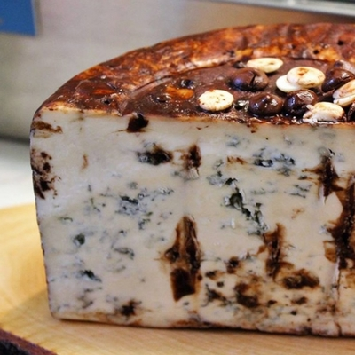 Bu da Oldu: Çikolatalı Peynir İcat Ettiler